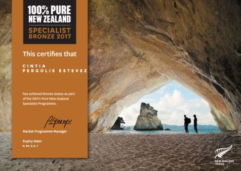 100 % PURE NZ SPECIALIST BRONZE